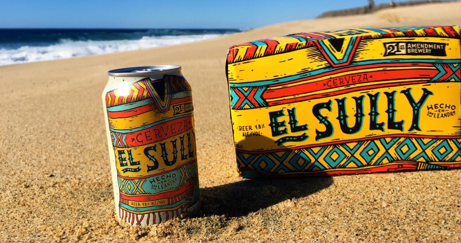 'El Sully' Mexican Lager Now Available Year Round, beer news, featured image