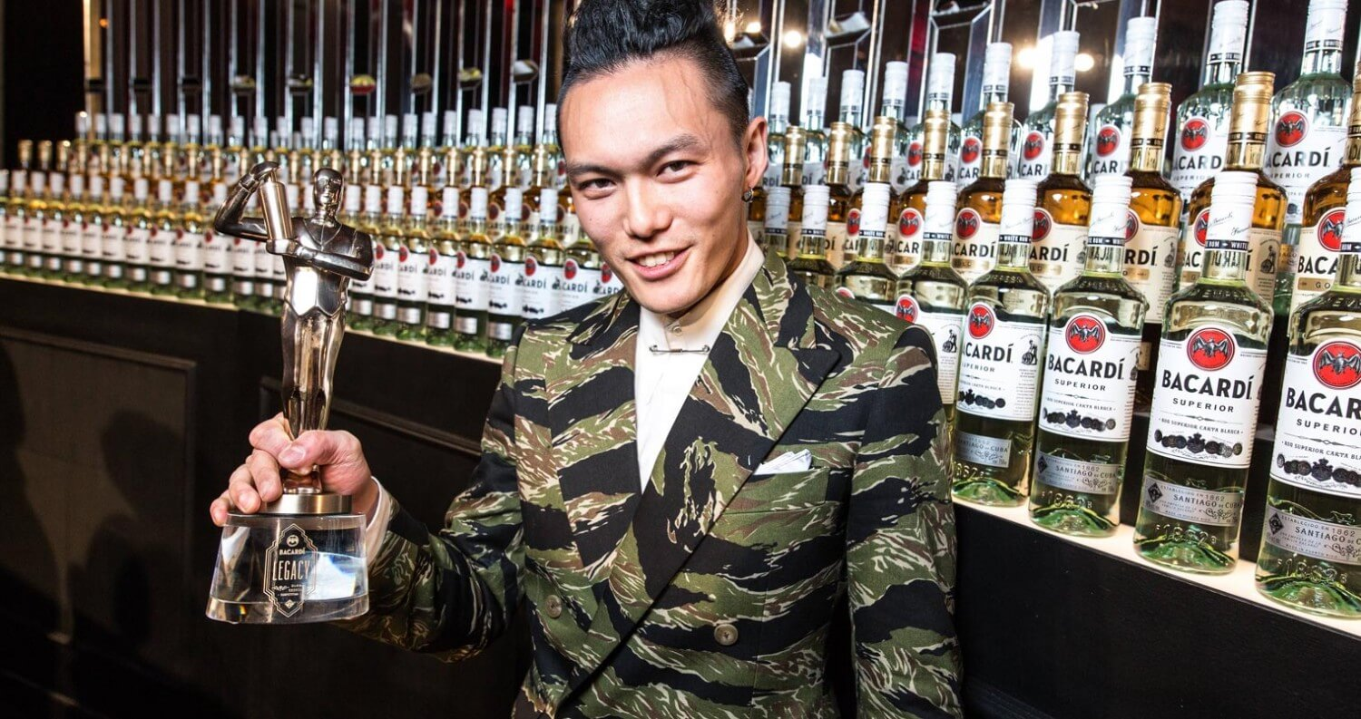 GN Chan from USA Wins BACARDÍ Legacy Global Cocktail Competition, featured image