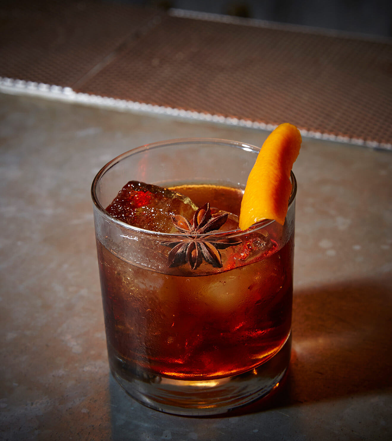 Jäger Negroni cocktail recipe, what's chilling right now