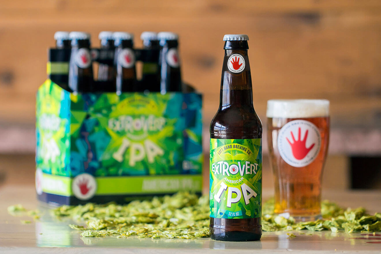 Extrovert IPA from Left Hand Brewing Co., beer news