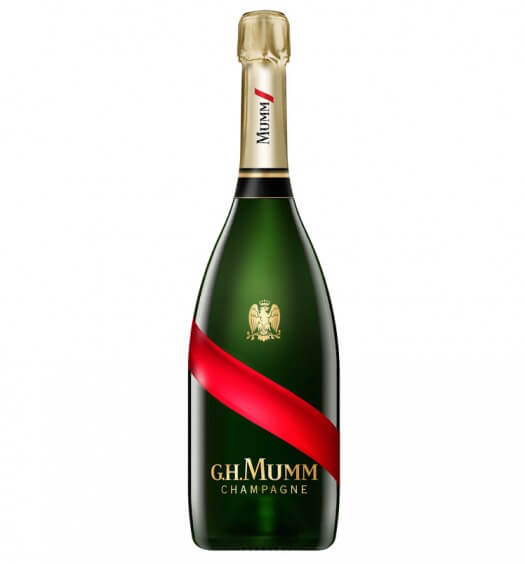Maison Mumm Launches Revolutionary New Bottle in US, featured brands, featured image