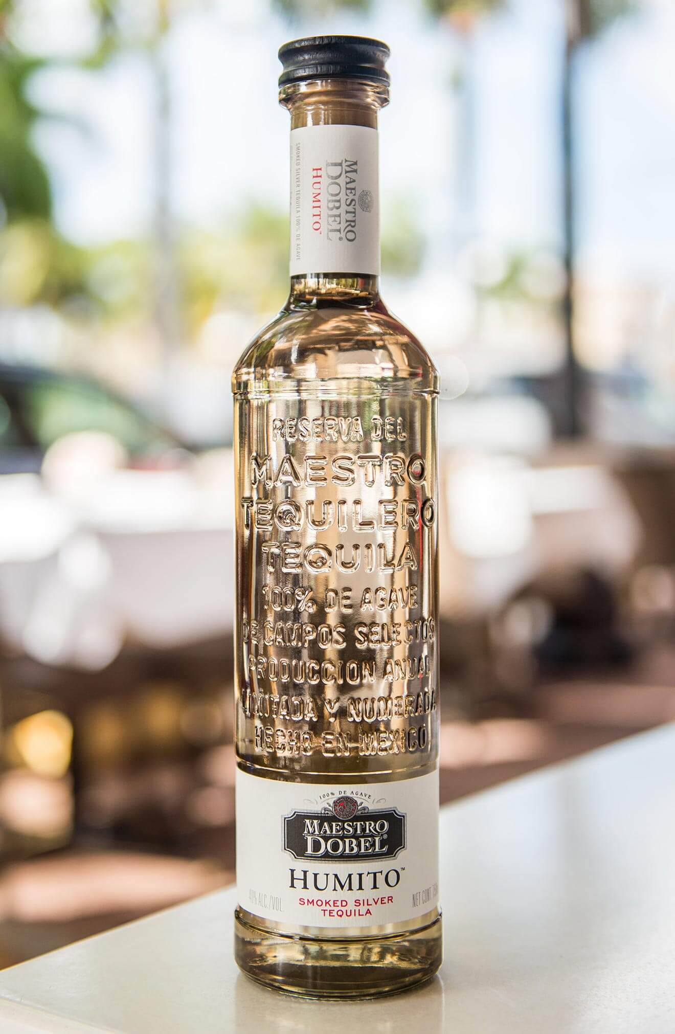 Humito, The World's First Smoked Silver Tequila from Maestro Dobel Tequila, featured brands