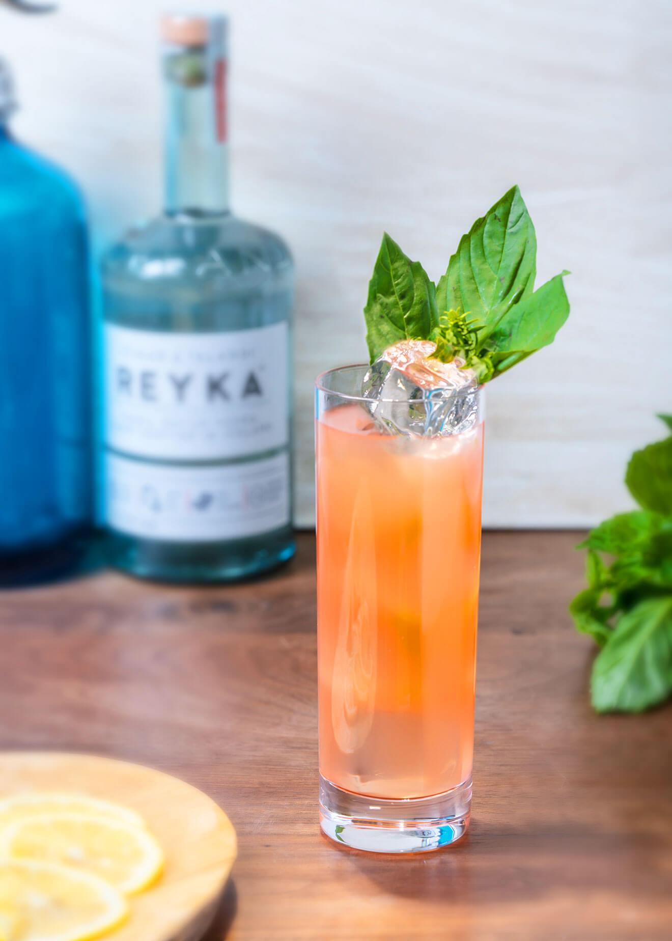 Reyka Vodka 'Not So Secret Garden' Cocktail, cocktail recipes