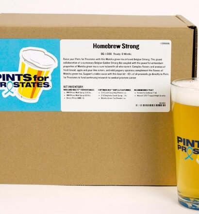 Northern Brewer Partners with Pints for Prostates, beer news, featured image