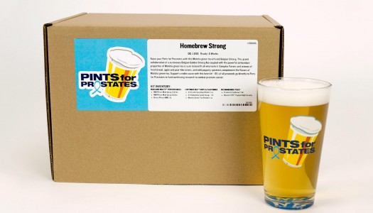 Northern Brewer Partners with Pints for Prostates
