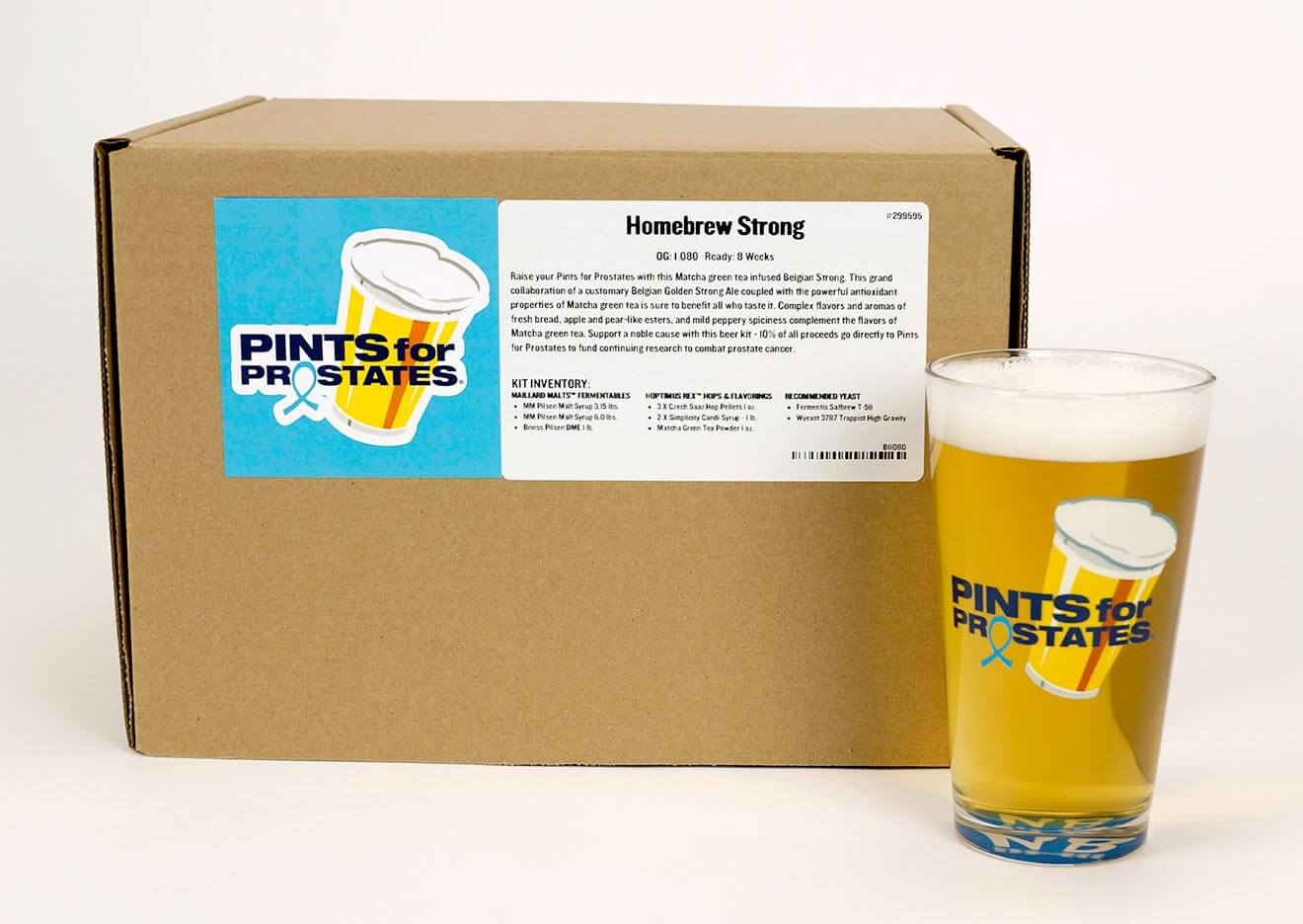 Northern Brewer Partners with Pints for Prostates, beer news