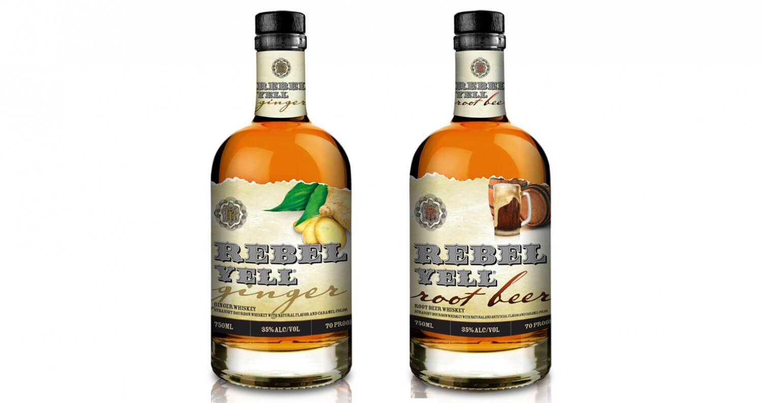 Rebel Yell Bourbon Introduces New Flavors, featured brands, featured image