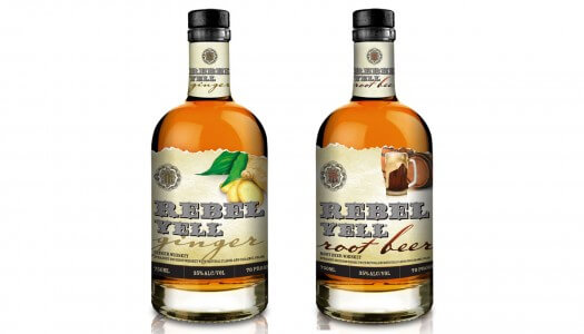 Rebel Yell Bourbon Introduces New Flavors
