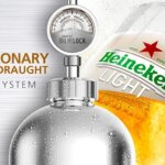 Heineken Light and Strongbow Hard Apple Cider Now Available on Heineken Brewlock, beer news, featured image