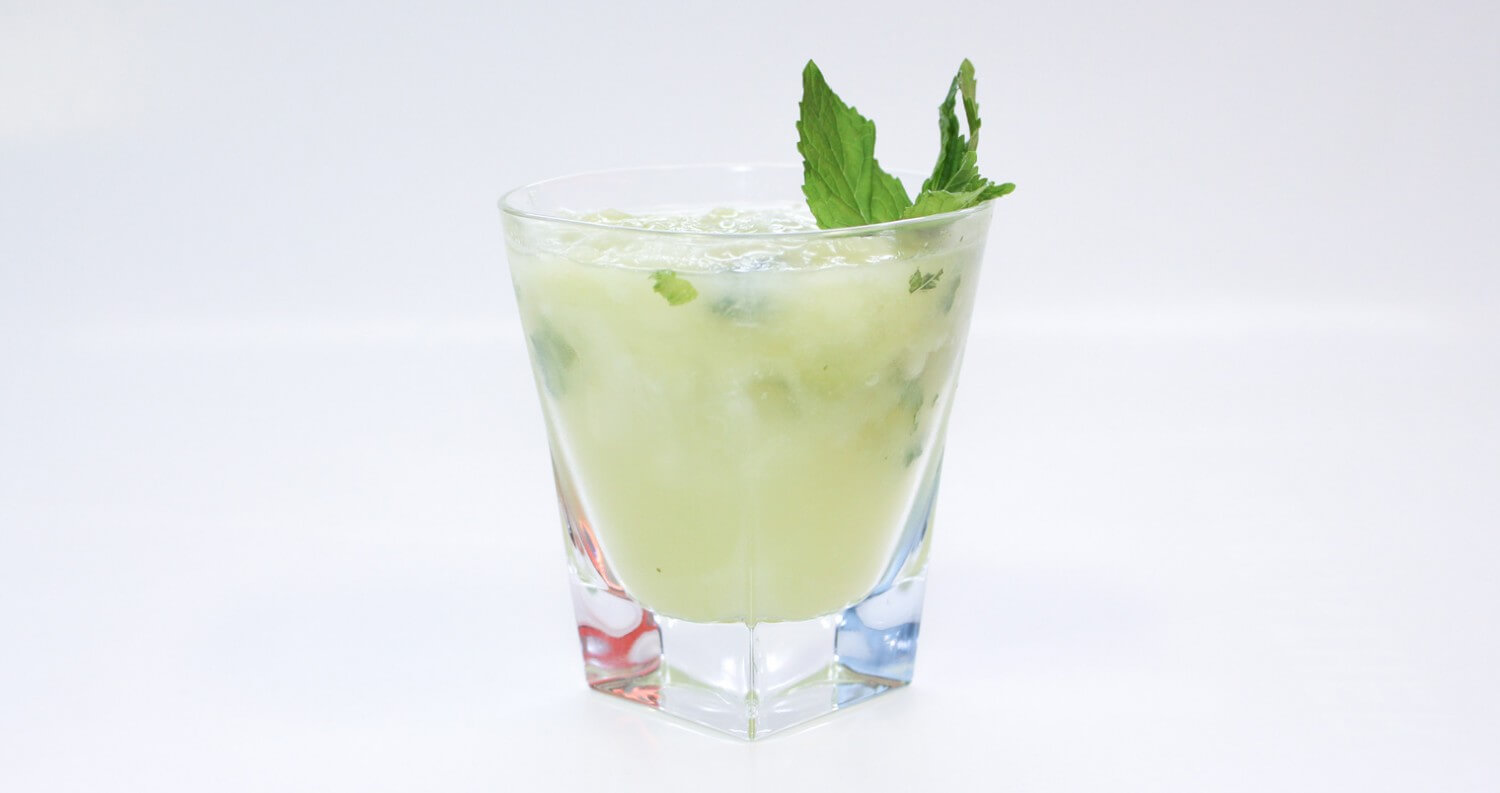 Drink Of The Week: Honeydew Ginger Mojito, cocktail recipes, featured image
