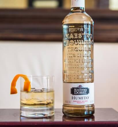 Maestro Dobel Tequila Launches Humito - The World's First Smoked Silver Tequila, featured brands, featured image