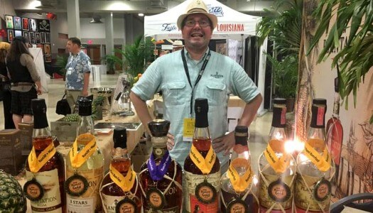 Plantation Rum Most Awarded Rum At 2016 RumXP Competition