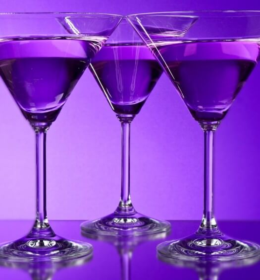 Petunia, cocktails, what's chilling right now, tribute to Prince