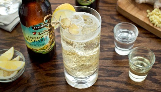 Angry Orchard Hard Cider Cocktails