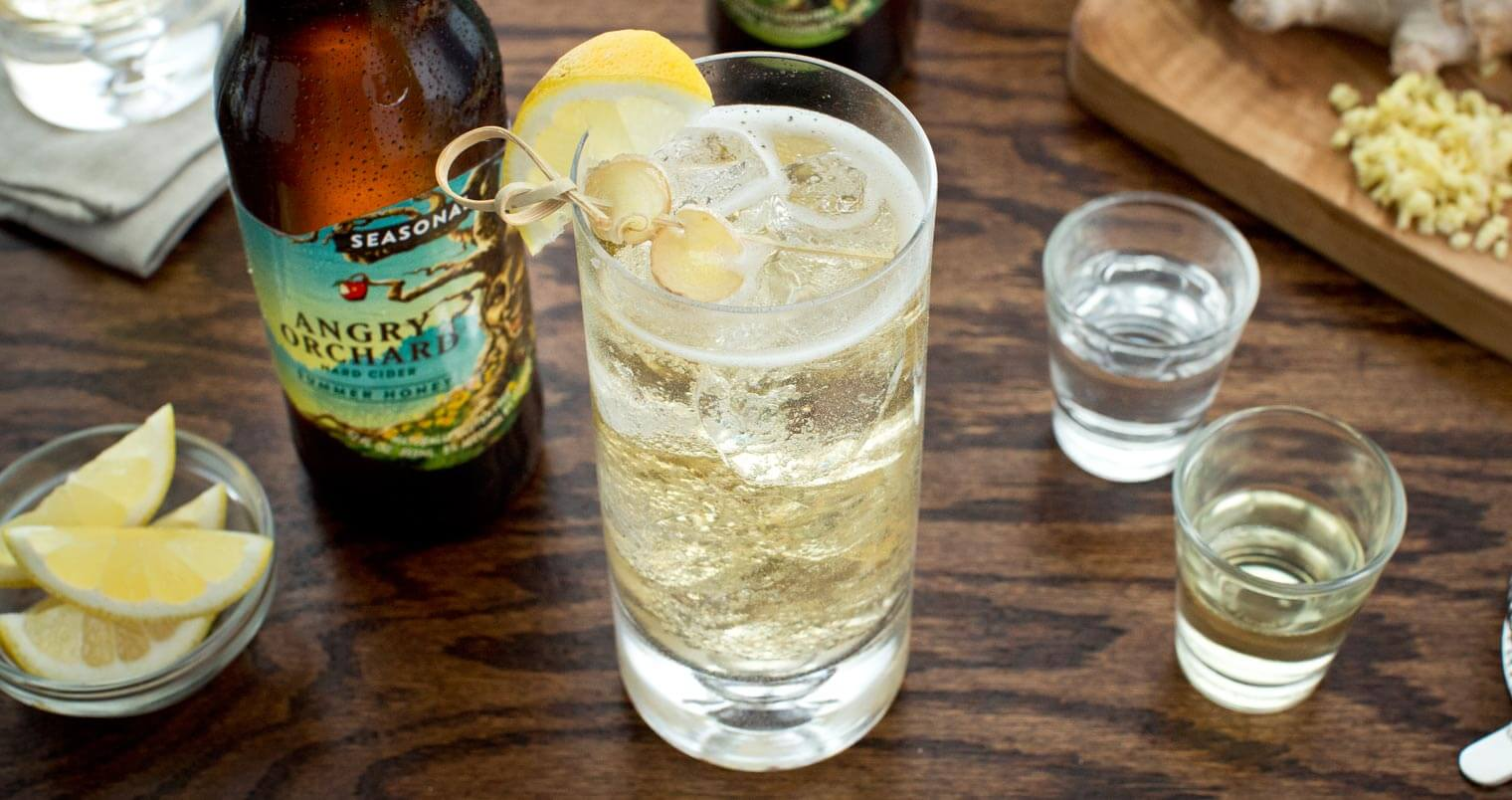 Angry Orchard Hard Cider Cocktails, angry orchard hard cider, featured image, cocktails