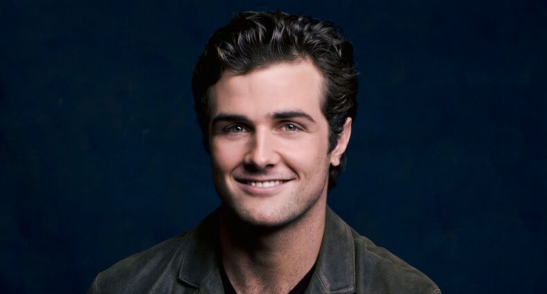 Beau-Mirchoff smile leather jacket, celebrity chillin' with, featured image