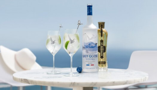 Derby Day Grey Goose Cocktails