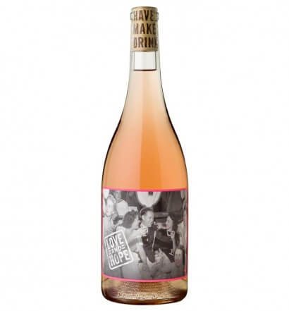 Winemaker Austin Hope and Chef Tim Love Launch a Badass Rosé., wine news, featured image