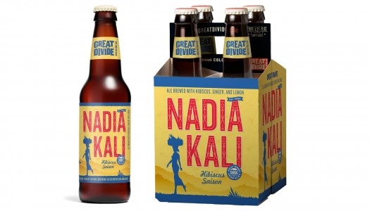 Great Divide Brewing Company Debuts Nadia Kali