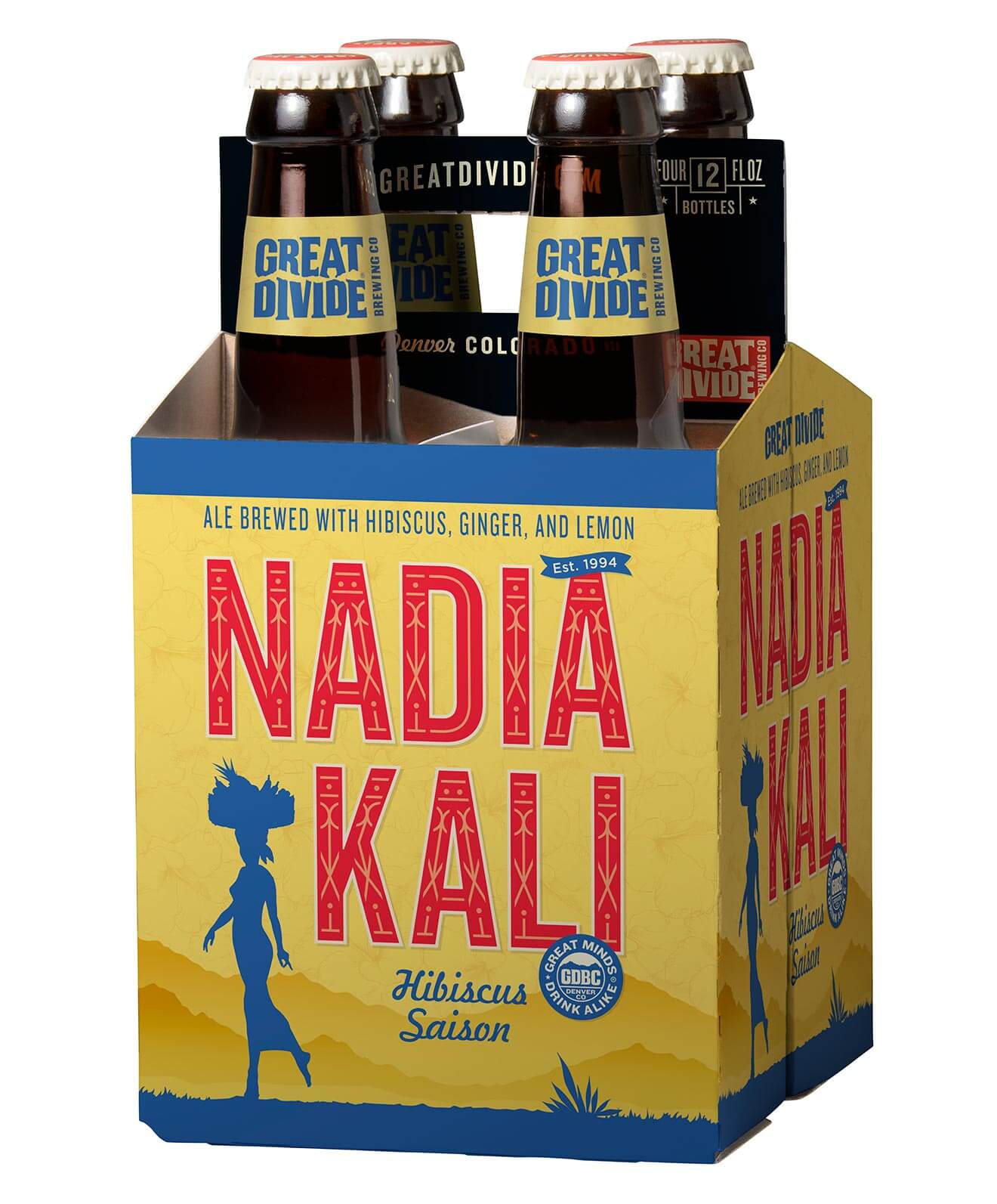 Nadia Kali from Great Divide Brewing Company