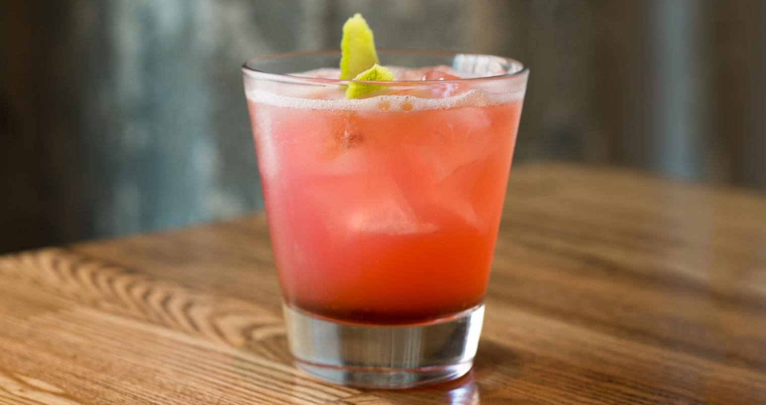 Must Mix: Rosarito - Hibiscus Infused Reposado and Lime Cocktail, cocktails, featured image