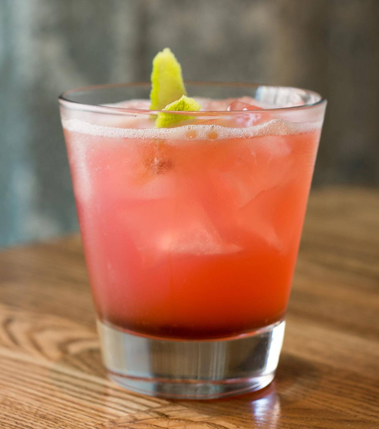 Must Mix: Rosarito - Hibiscus Infused Reposado and Lime Cocktail, cocktails