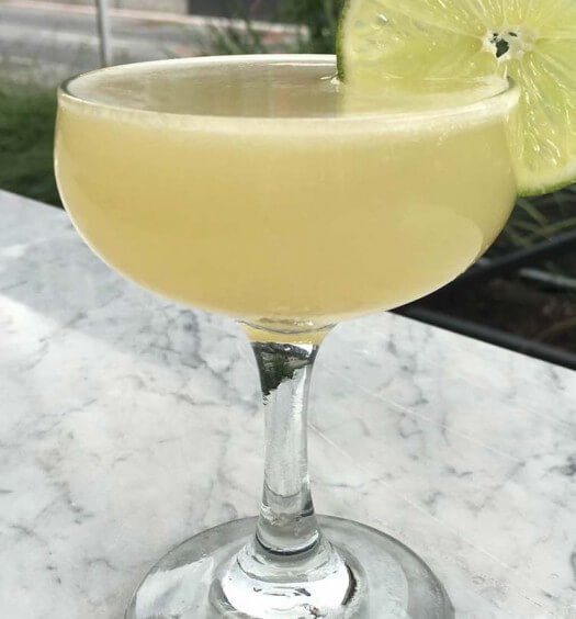 Drink of the Week: Up Jumps The Basil