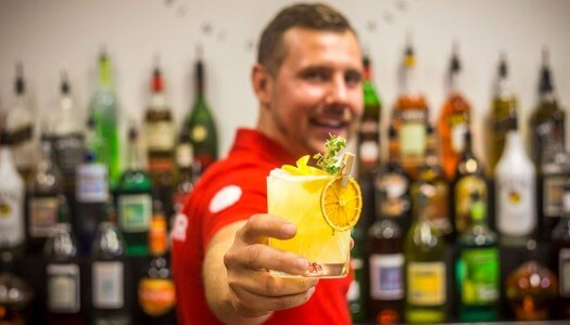 Creating Craft Cocktails With Flair