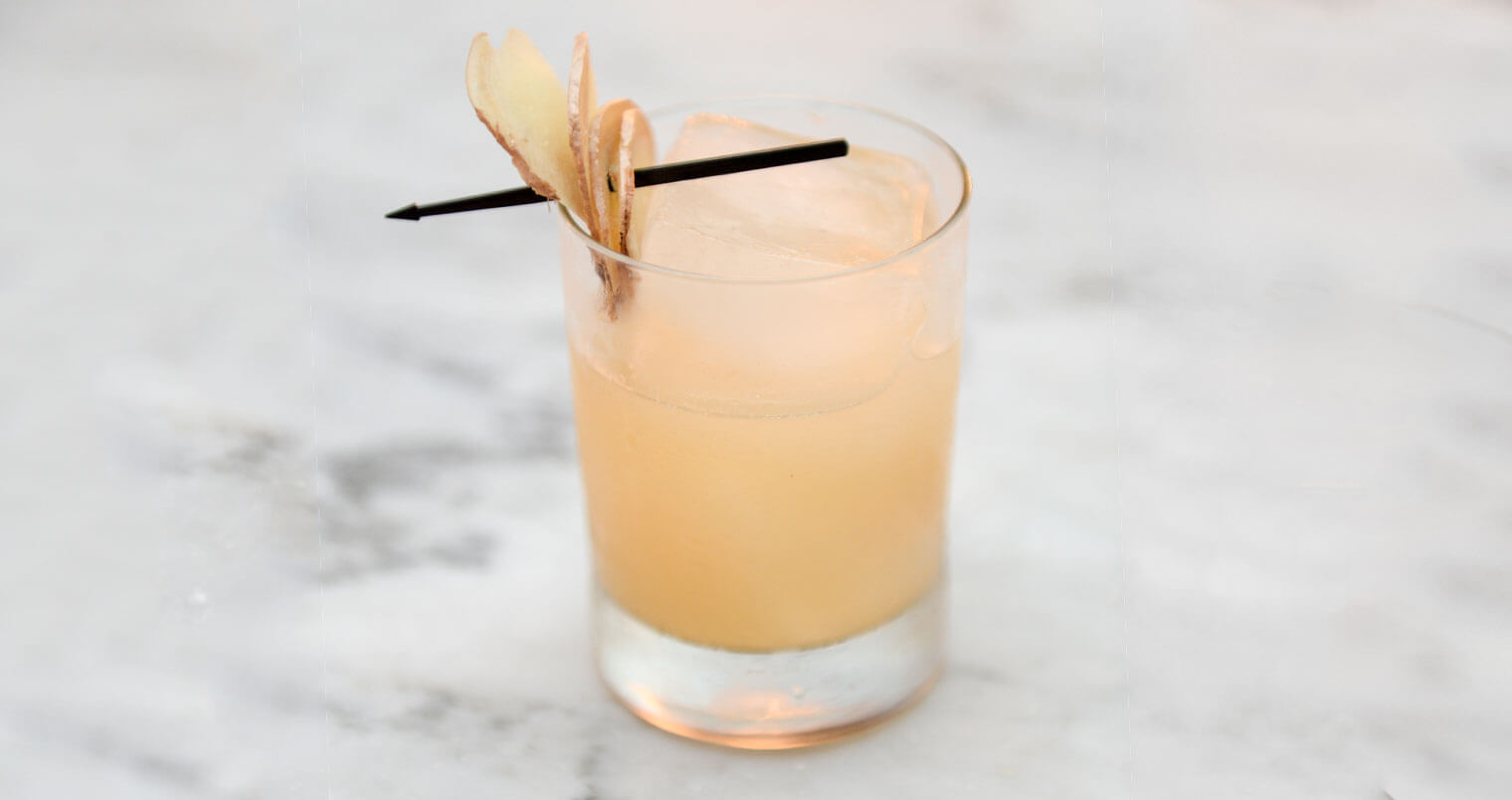 Must Mix: Whiskey Business Cocktail by STK LA, featured image