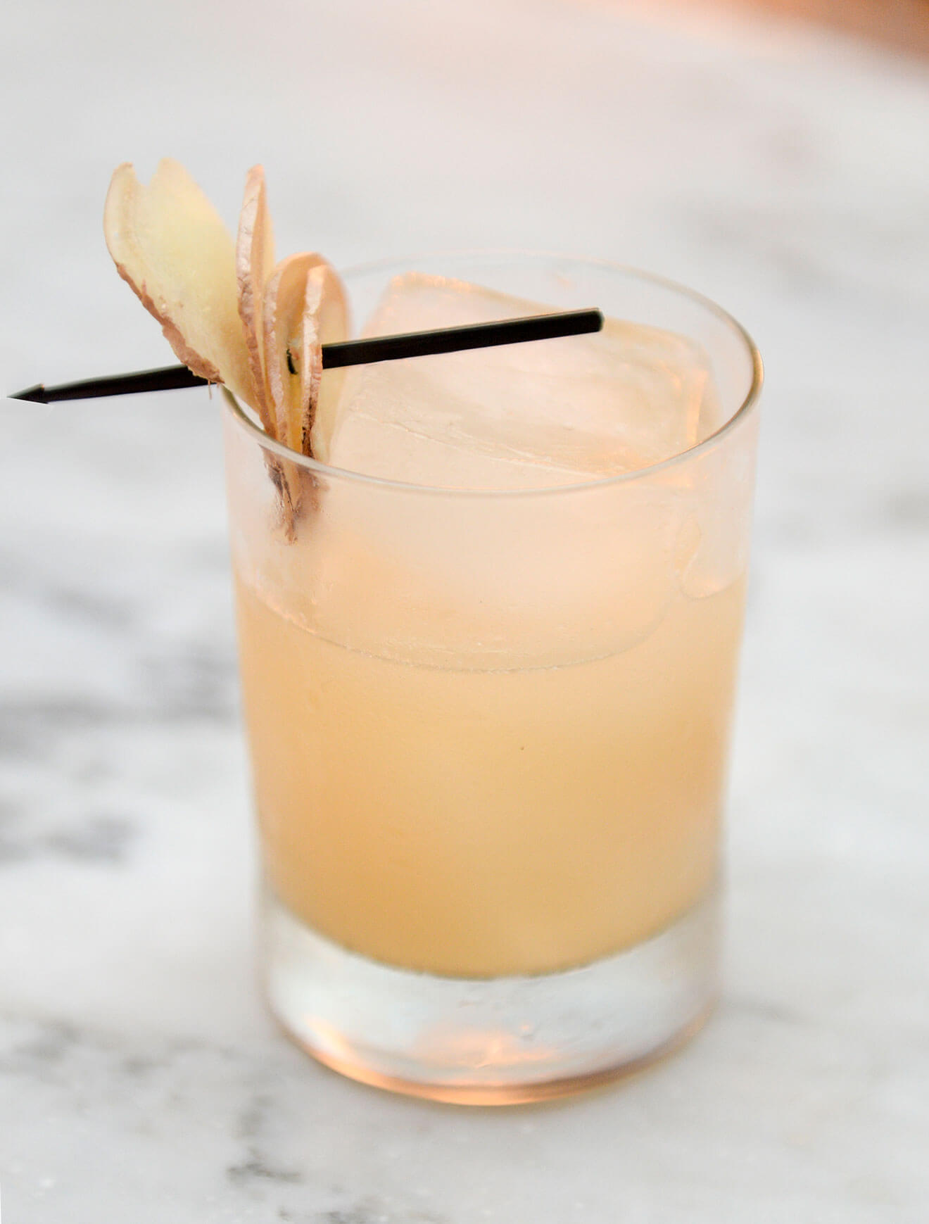 Must Mix: Whiskey Business Cocktail by STK LA
