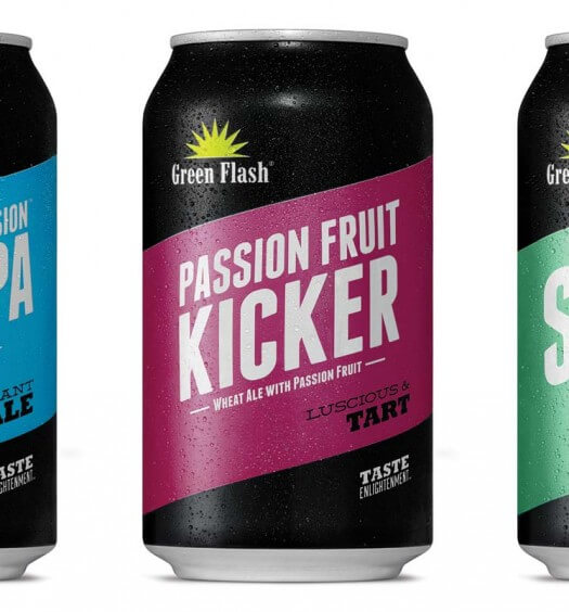 Green Flash Debuts New Can Assortment, beer news, featured image