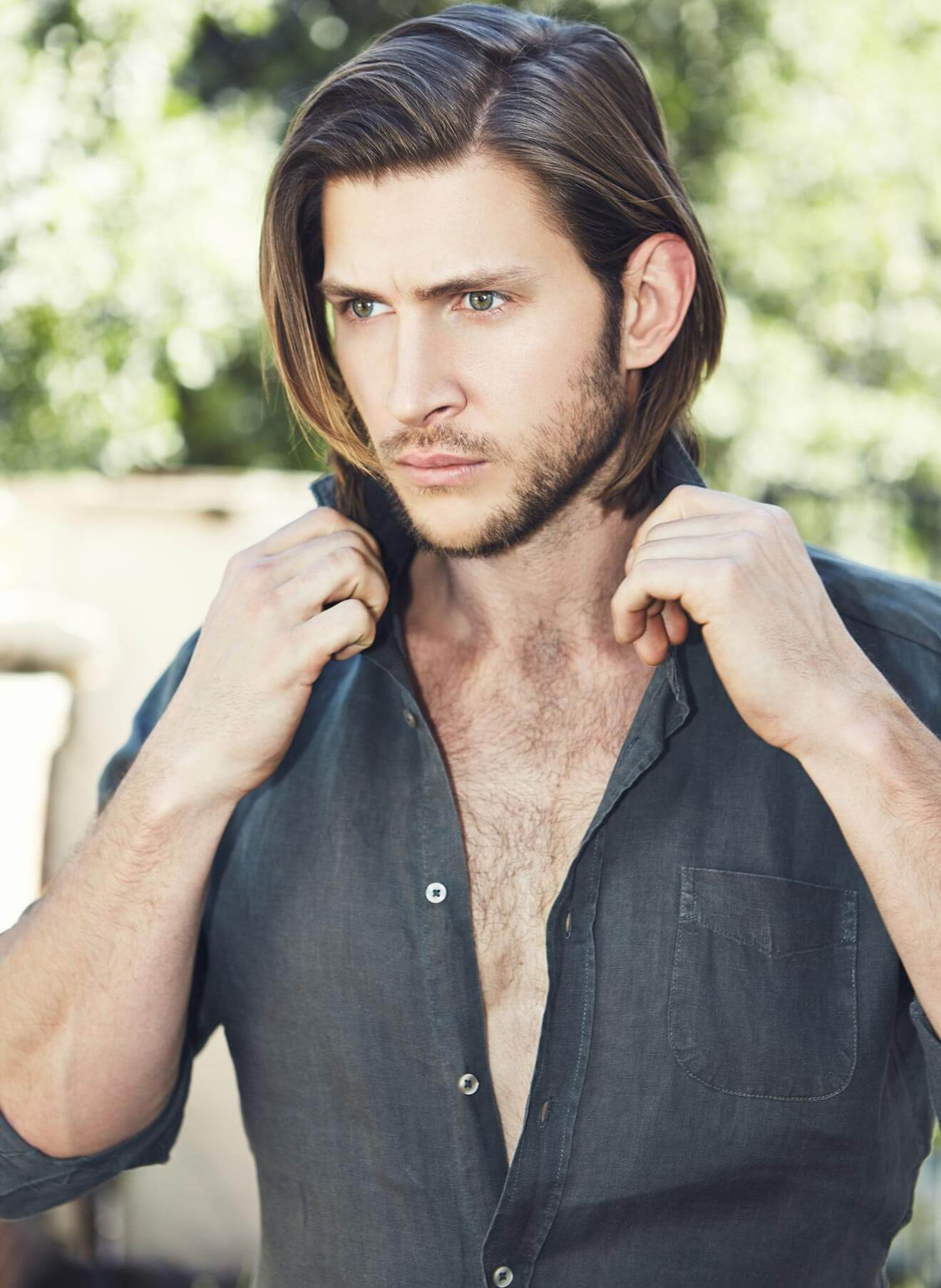 Chillin' with Greyston Holt