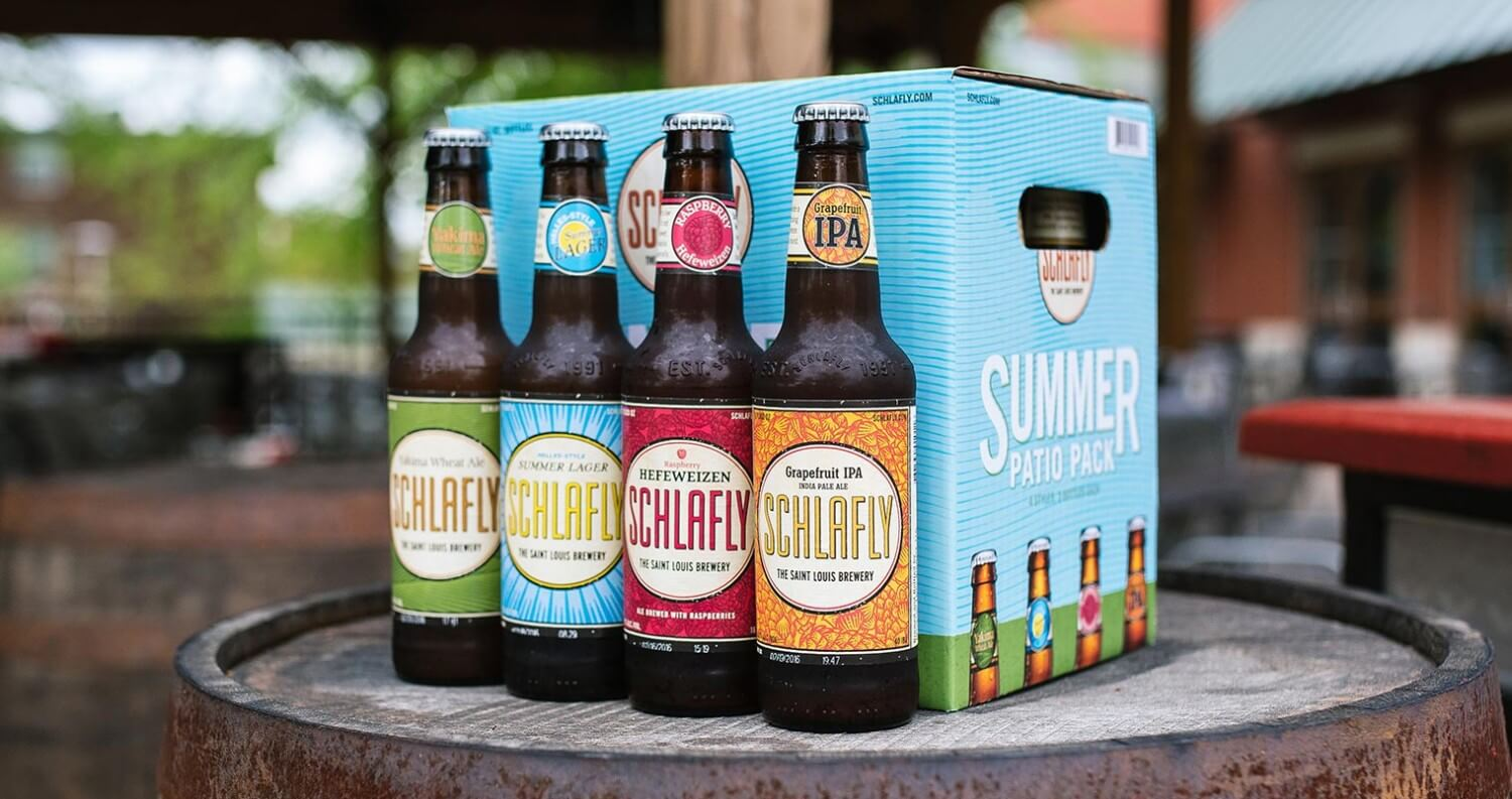 Schlafly Beer Releases Summer Patio Pack Sampler, featured image