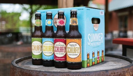 Schlafly Beer Releases Summer Patio Pack Sampler