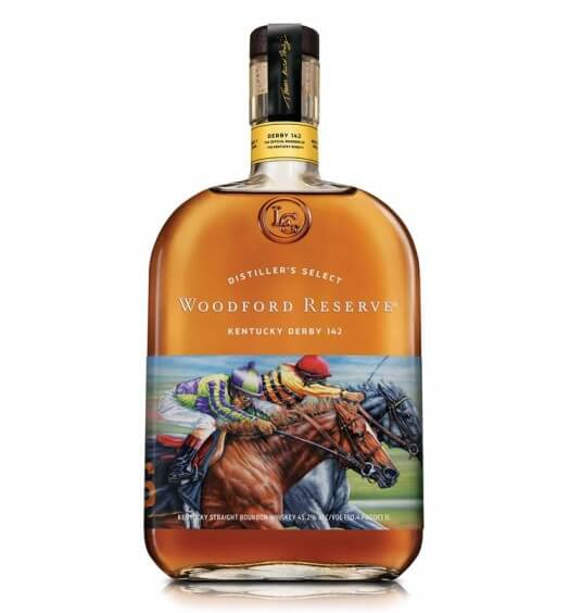 Woodford Reserve Named Official Bourbon of Belmont Park and Saratoga Race Course, featured image