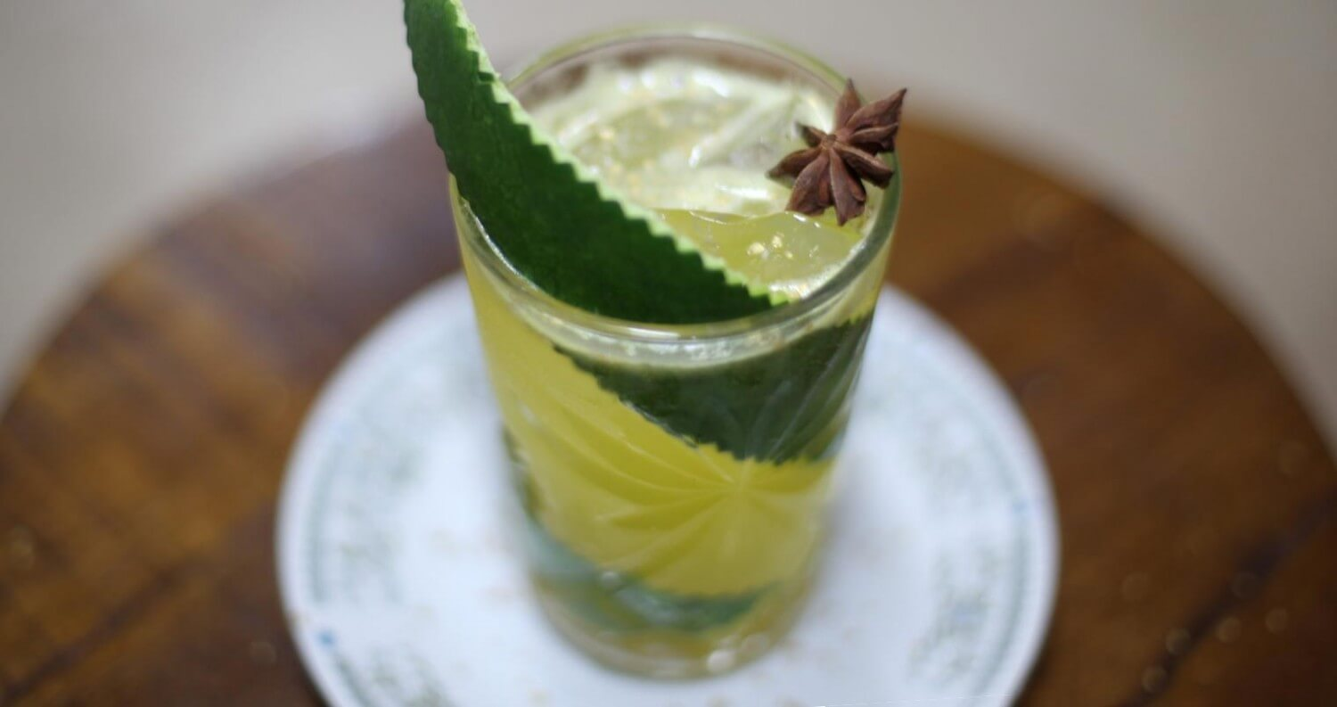 Chilled Drink of the Week: Bayou Rum Against All Odds, featured image