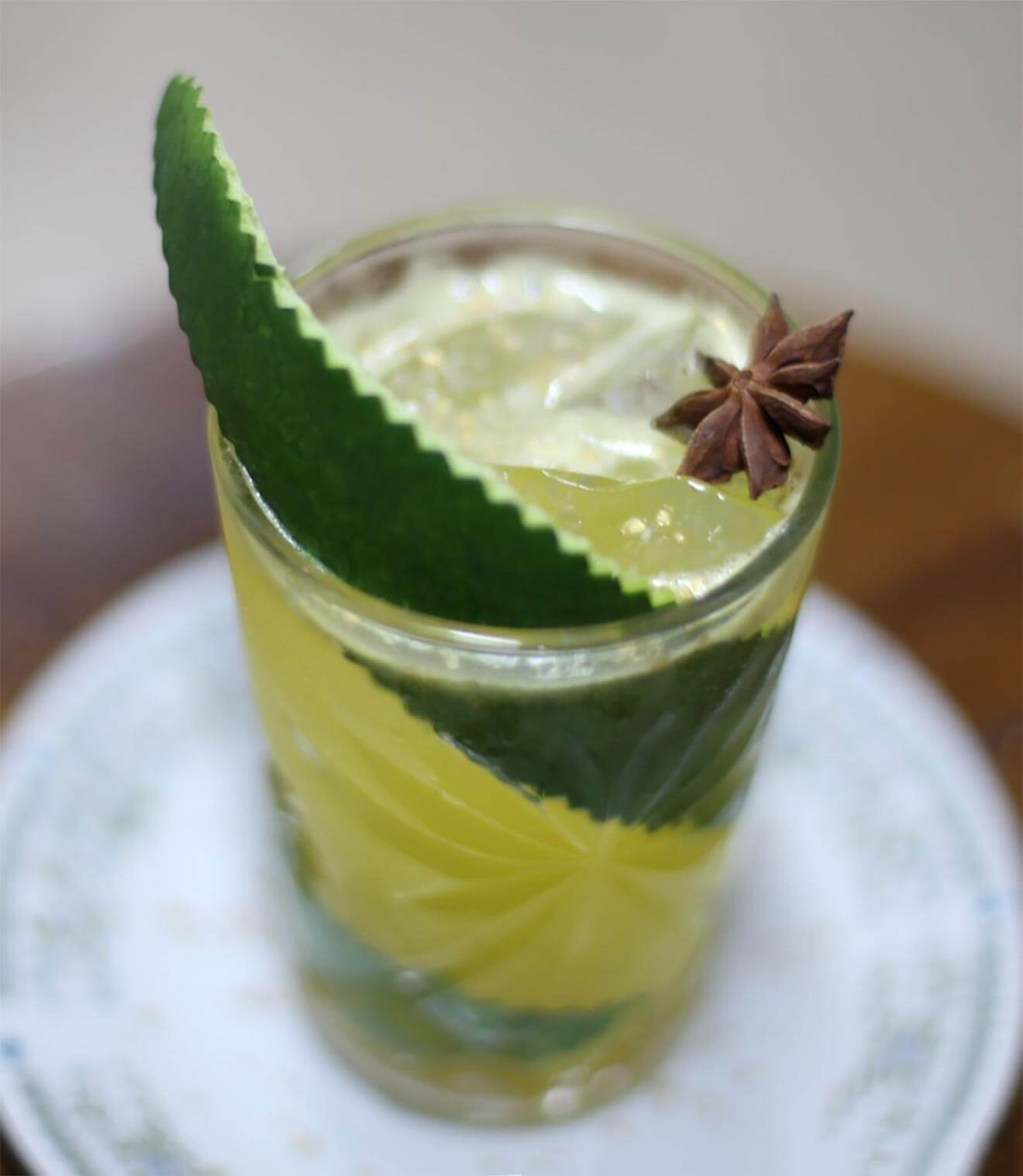 Chilled Drink of the Week: Bayou Rum Against All Odds