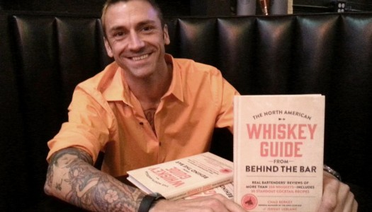 Meet Chilled 100 Member Chad Berkey, General Manager at Aero Club Whiskey Bar