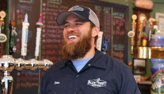 Meet Dan Jansen, Brewmaster and Director of Operations at Blue Point Brewing Company