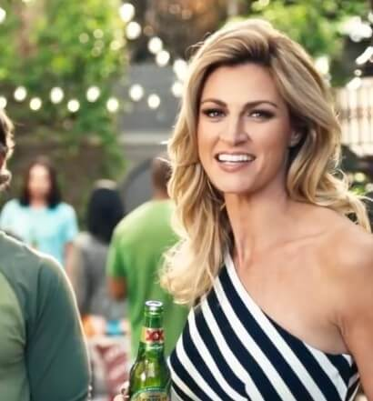 Erin Andrews and Luis Guzmán Star in Latest Dos Equis Ads, featured image
