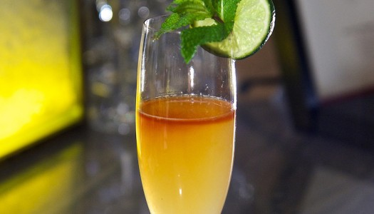 Must Mix: Champagne Mojito with FACUNDO NEO Rum