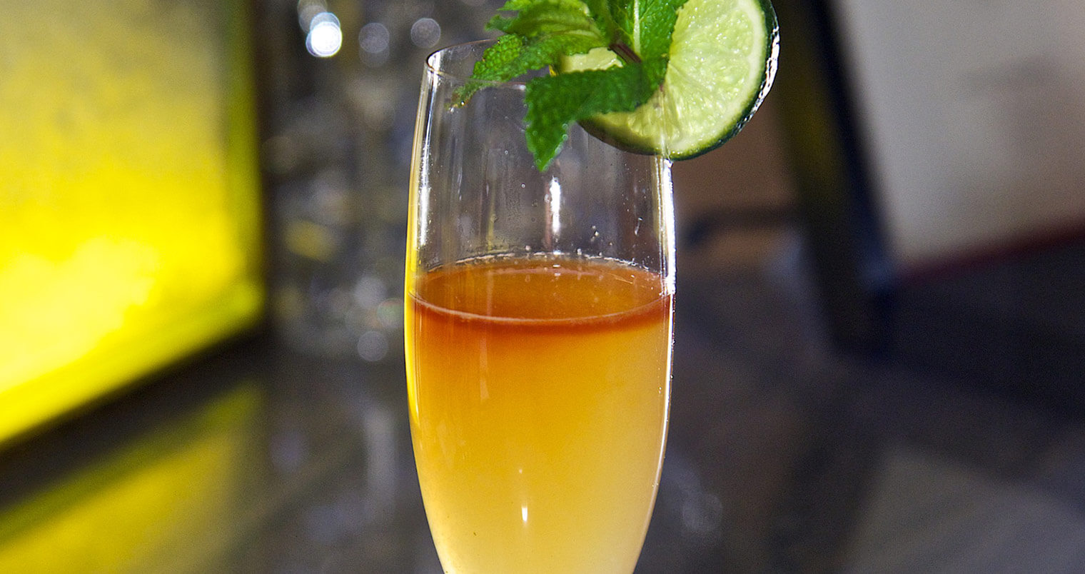 Must Mix: Champagne Mojito with FACUNDO NEO Rum, featured image