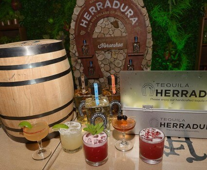 General View at Casa Herradura Debut In Miami