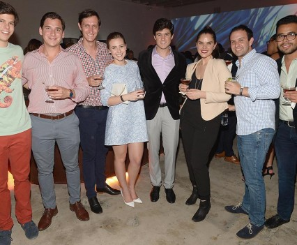 Guest attend Casa Herradura Debut In Miami