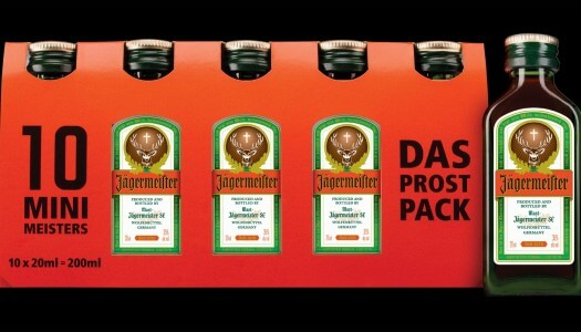 Jägermeister Unbottles One-of-a-Kind 20ml 'Mini Meister'