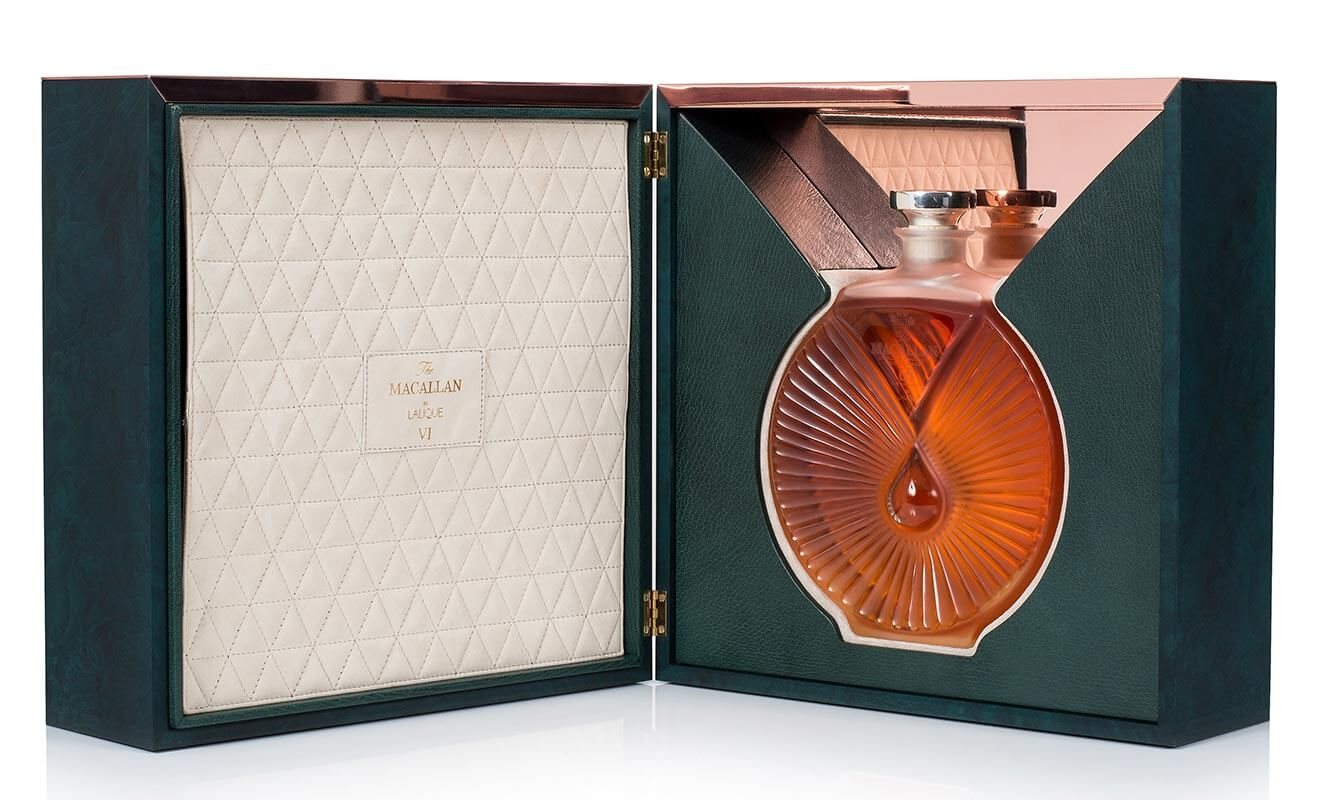 The Macallan 65 Years Old Package
