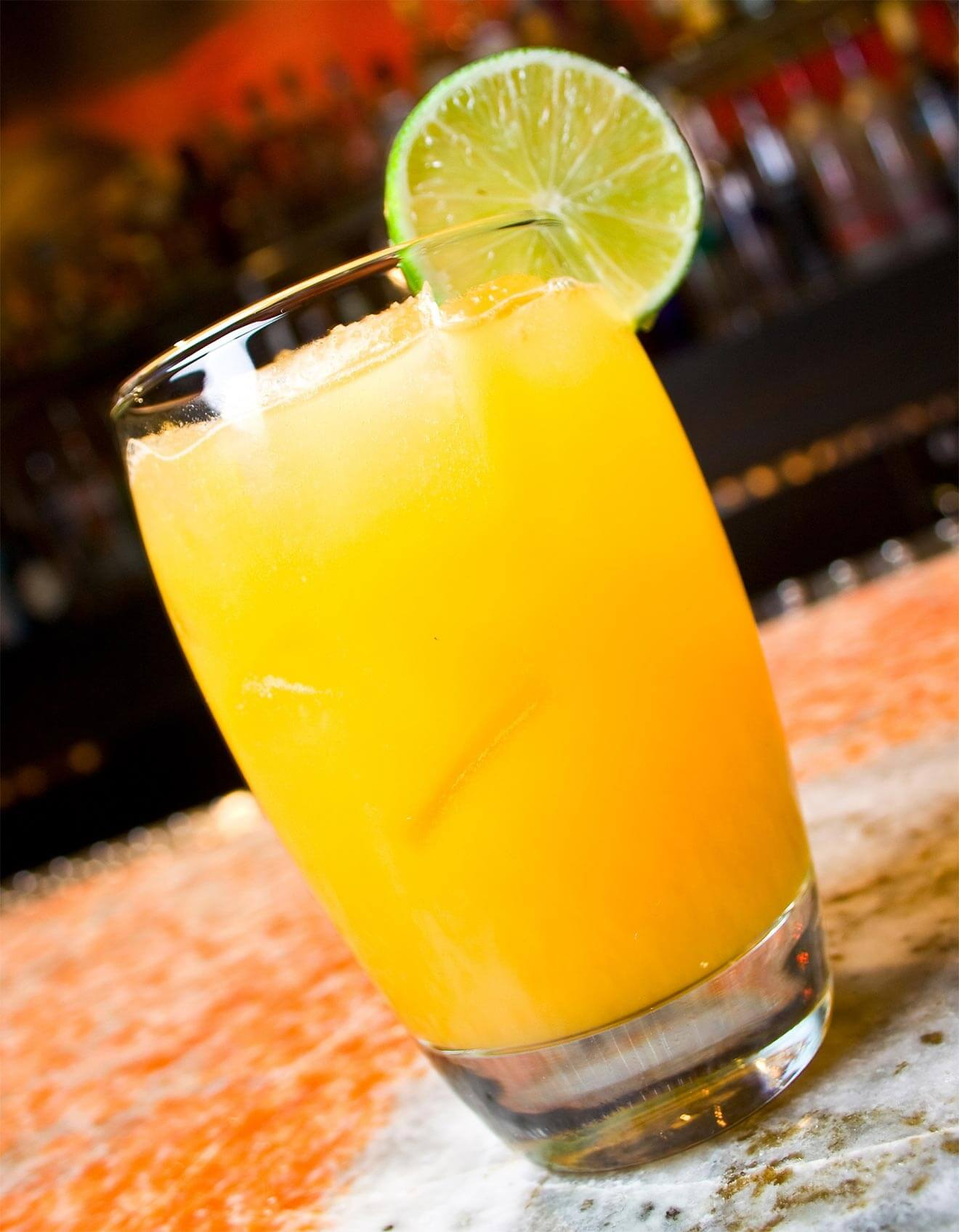 Must Mix: Mango Ginger Margarita