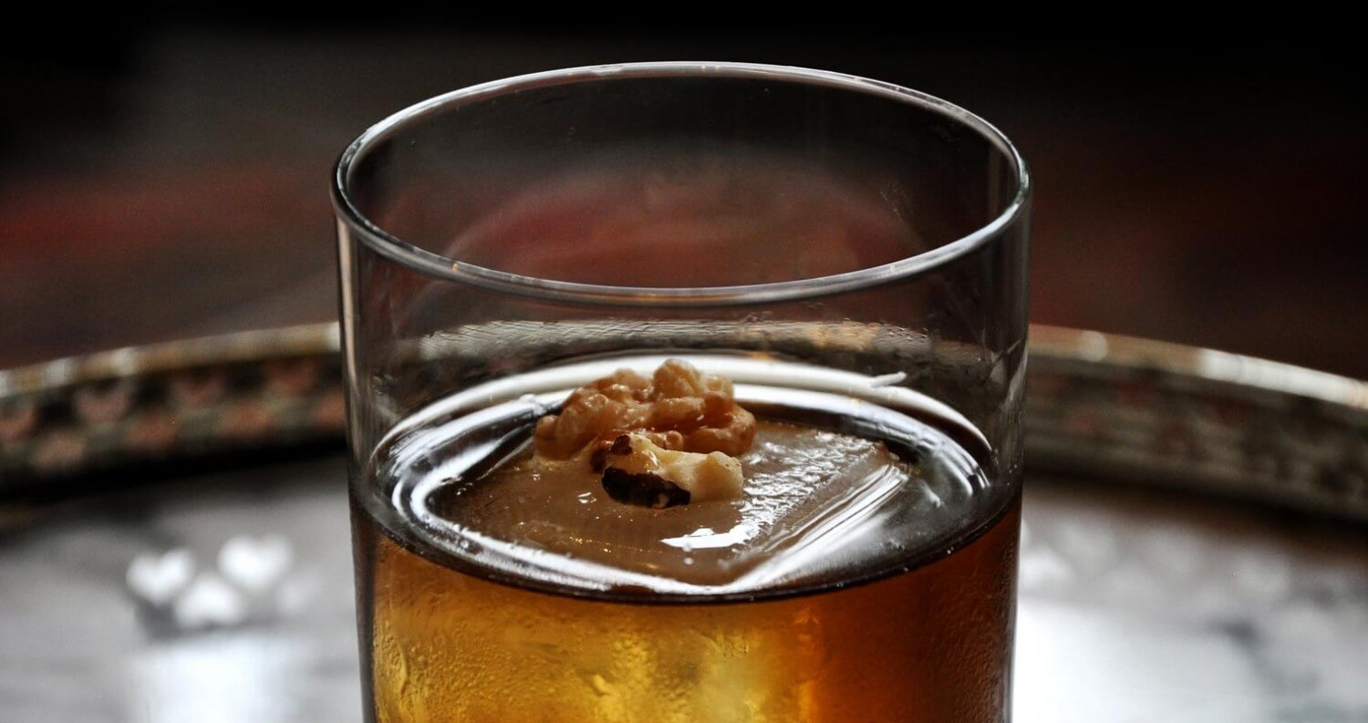 Must Mix: Nut Just an Old Fashioned, featured image