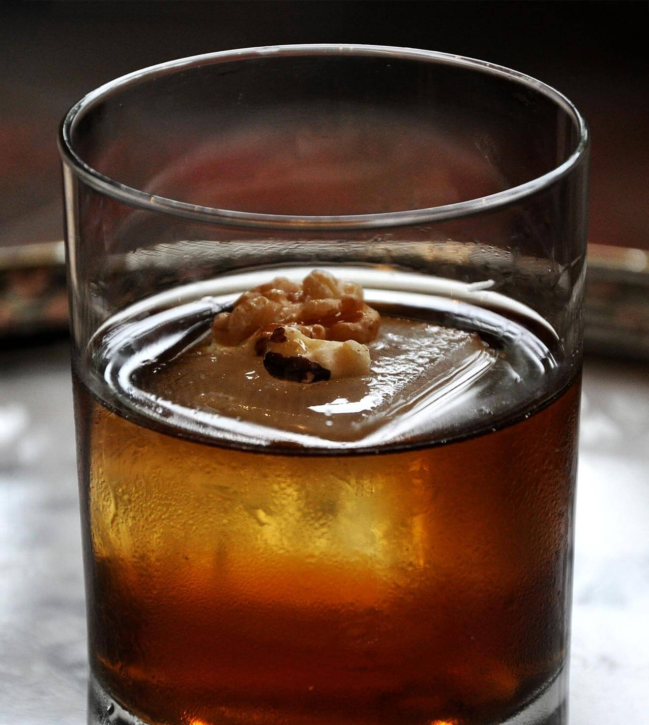 """""""Nut Just an Old Fashioned"""" by Isaac Grillo"""