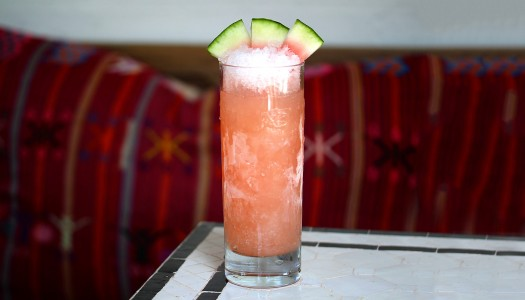 Crafting Cocktails with Watermelon